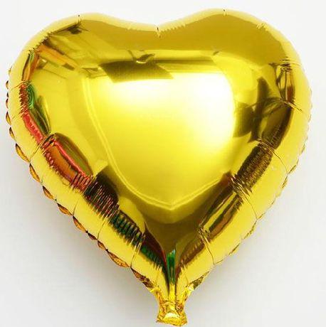 Шар сердце 45 см (декор, фотозона)