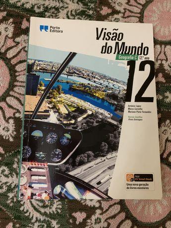 Manual Visão do Mundo - Geografia C - 12° ano