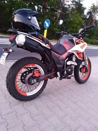 Sprzedam motocykl Zipp VZ5 125cc
