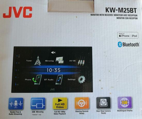 Radio JVC KW-M25BT