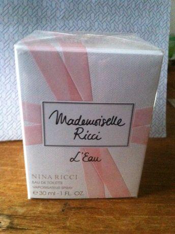 Духи, туал. вода Nina Ricci Mademoiselle Ricci L'Eau, Франция. Новые.