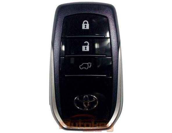 Смарт Ключ Toyota Land Cruiser 200 Prado Rav4 Camry Highlander Avensis