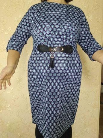 Платье фирмы VLAVI новое размер 56