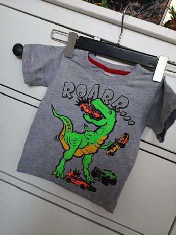 Bluzka świecący dinozaur Trafic 92