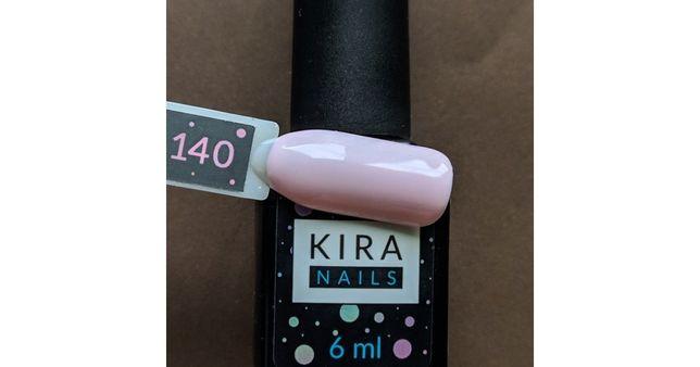 Гель лак Kira 140