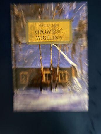 Karol Dickens Opowieść wigilijna
