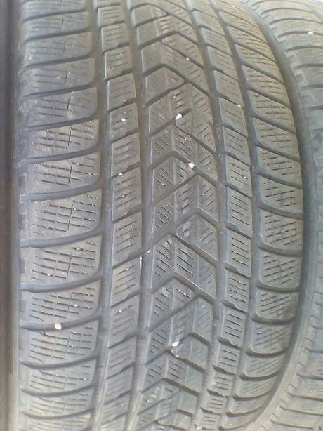 Шины б\у, зимние: 295/40R21 315/40R20 Pirelli Scorpion Winter