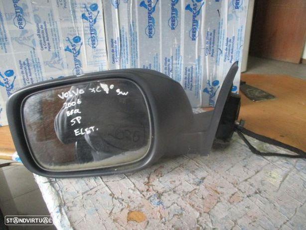 Espelho preto base 30745196 VOLVO / XC 70 / 2006 / ESQ / 5P / ELETRICO /