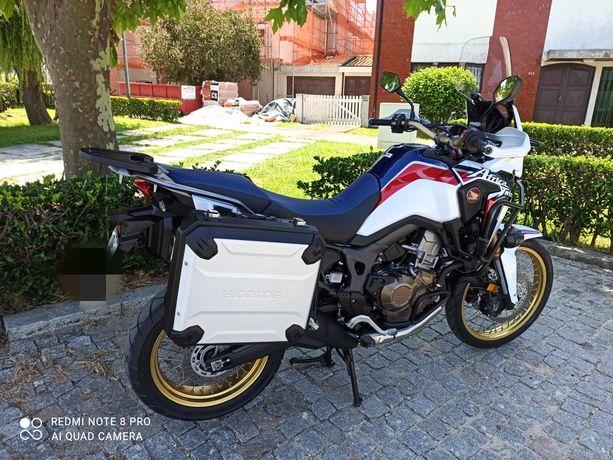 Honda africa twin crf 1000 l nacional