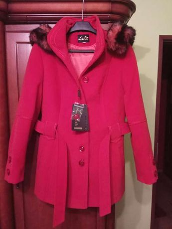 Nowy płaszcz, płaszczyk, kurtka damska