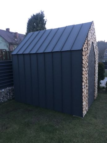 Domek ogrodowy/narzędziowy/drewutnia/sauna/jacuzzy