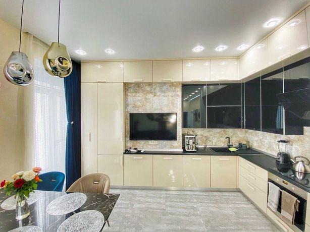 Продам 2-х комнатную квартиру с дизайнерским ремонтом