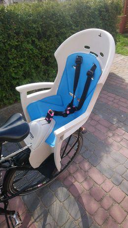 Fotelik rowerowy Hamax simple
