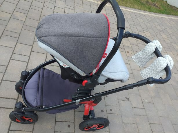 Wózek dziecięcy Tutek Grander Play 3w1