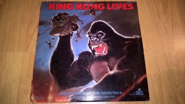 King Kong Lives (Original Motion Picture Soundtrack) 1987. U.S.A.