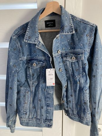 Kurtka jeans Reserved 38