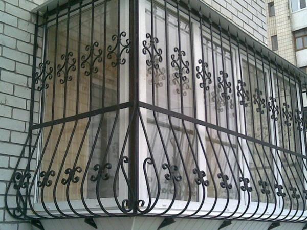 Решетки на окна, оконные, изготовление на заказ, заказать установка.