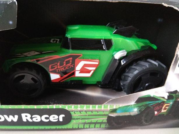 Samochód Glow Racer zabawka świeci, gra i sam jeździ wysyłka tylko 1zł