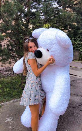 Великі плюшеві ведмедики(большие плюшевые мишки тедди)медведь ведмеді