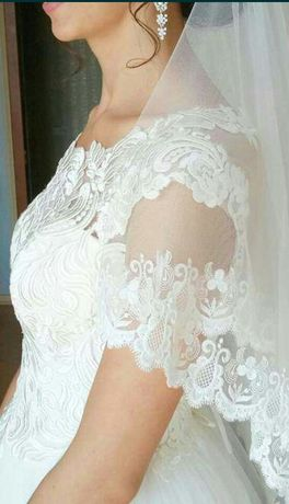 Свадебное платье / весільне плаття