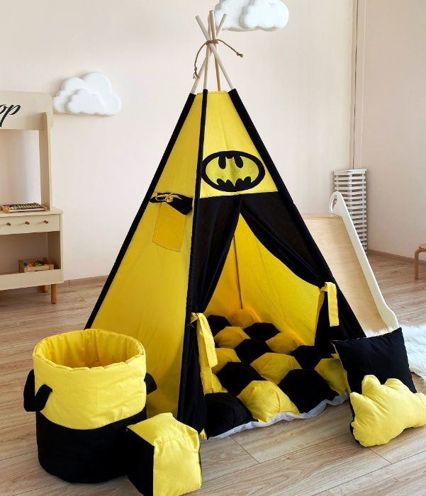 Детская палатка, игровой домик, вигвам. Оплата при получении. Одесса - изображение 1