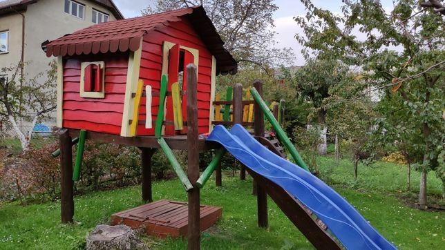 Domek dla dzieci do remontu
