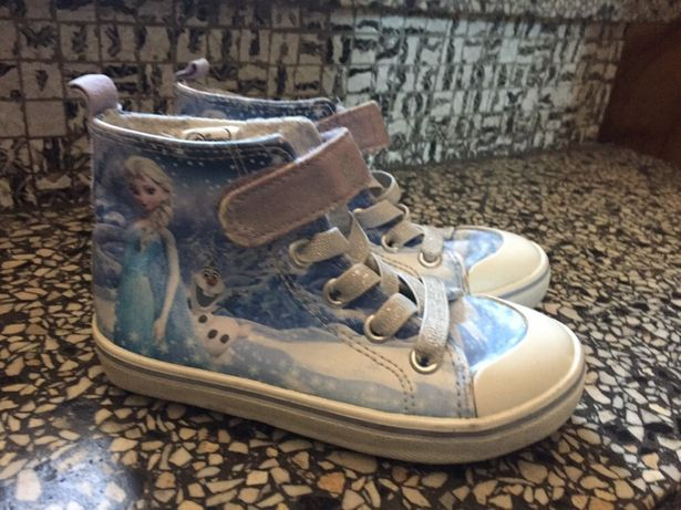 H&m trampki buciki z Elsa 27