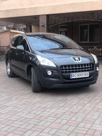 Peugeot 3008 обмін