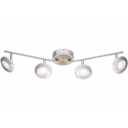 Listwa LED Vidor 4x4,5W lampa wisząca