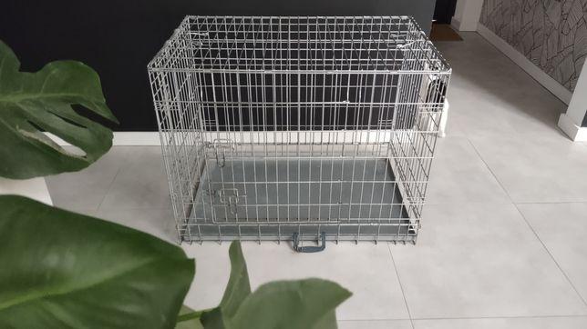 Kojec klatka zagroda dla psa 90x60x70
