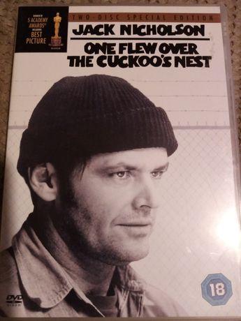 """DVD """"Lot nad kukułczym gniazdem"""" 2 disc special edition"""