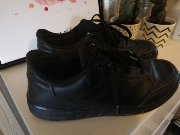 Buty dziecięce Adidas r. 37 1/3 czarne