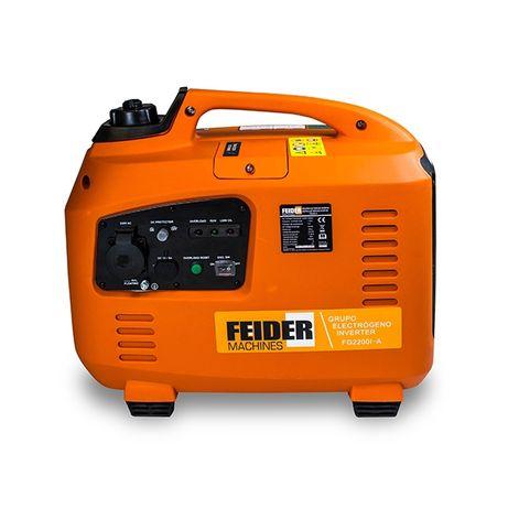 Gerador Inverter 2000W