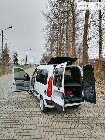 Renault Kangoo пасажир