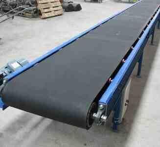 Ленточный конвейер, транспортер, погрузчик стрічковий навантажувач