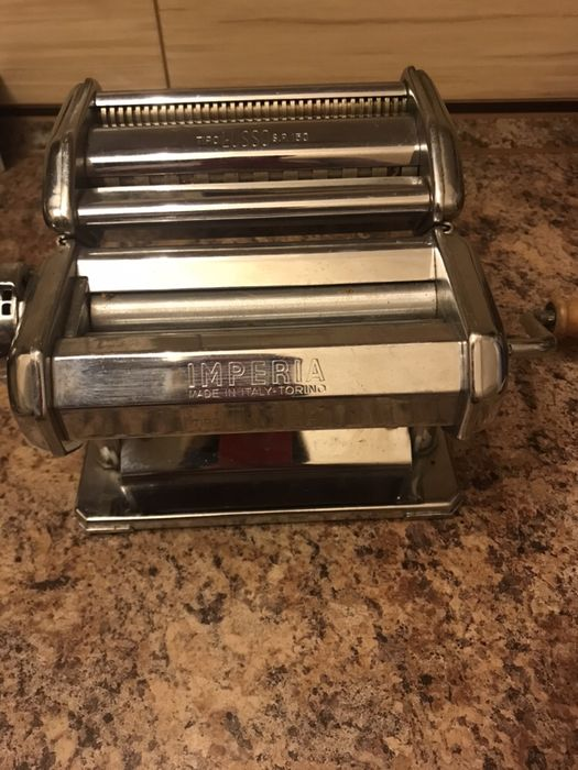 Машина для приготовления домашней вермишели ( пасты) Черновцы - изображение 1