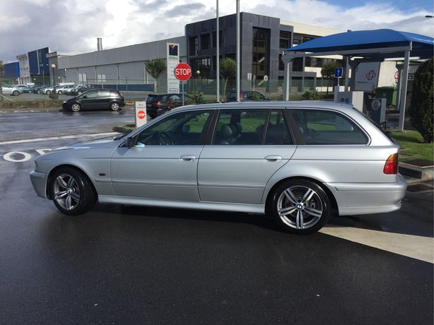 BMW Serie 5 520d Touring 2001