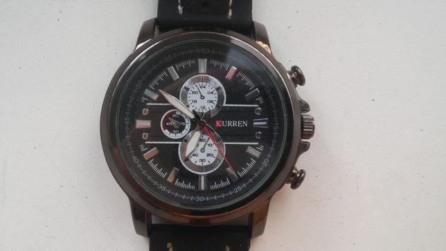 Стильные кварцевые часы. Копия