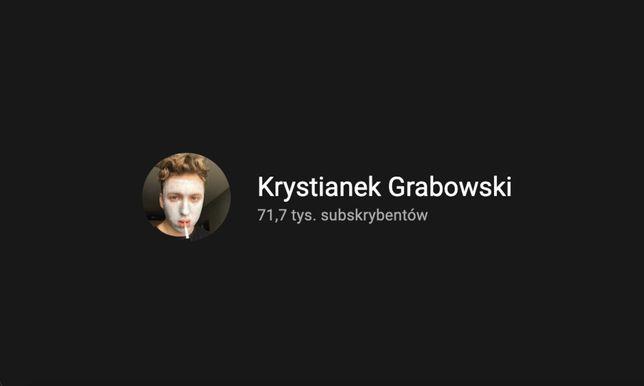 Kanał Youtube 75.000 subskrypcji! Konto YT Profil Youtube