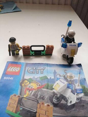 Lego 60041 Pościg policyjny