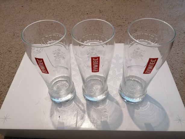 Szklanki do piwa 3szt Żywiec