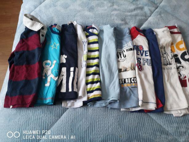 Lote de 11 camisolas 18aos 24meses