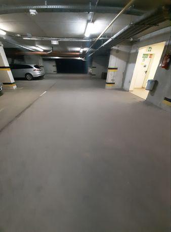 Wynajmę miejsce w garażu podziemnym ul.Wiosenna 7 Ząbki