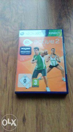 GRA EA SPORTS Active 2 Xbox 360 Kinect