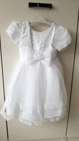 Sukienka wizytowa dziewczeca NOWA 104