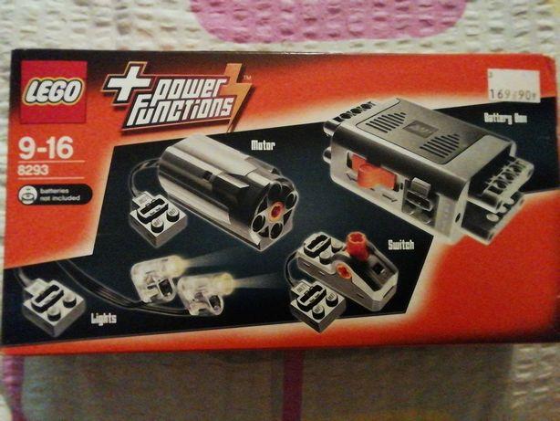 Zestaw Zasilający Lego 8293