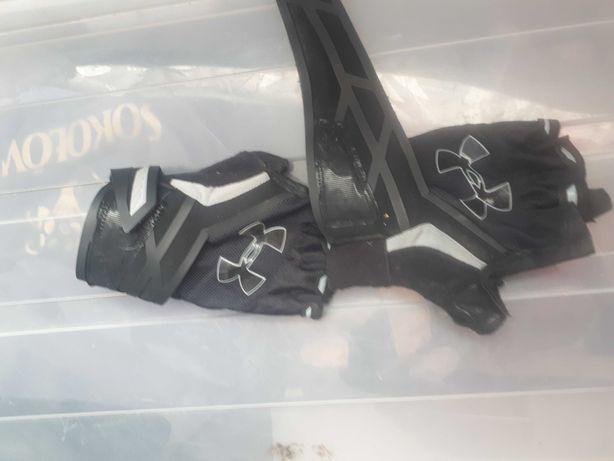 Rękawice treningowe męskie Resistor Under Armour (czarne)