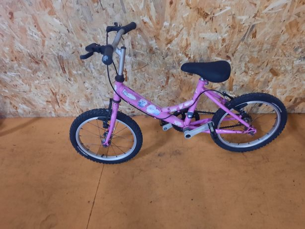 Bicicleta de menina roda 12