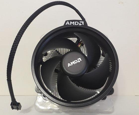 Система охлаждения процессора AMD ( AM4)