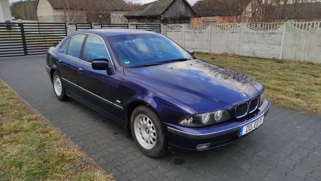 BMW 523i E39 2.5l 170KM